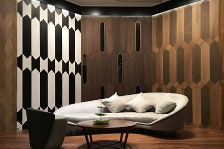 必美意大利菲列德罗地板:手工定制的艺术珍品南平